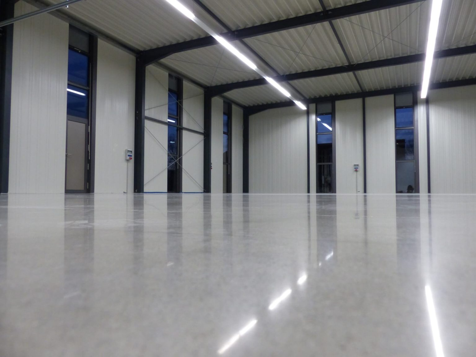 Epoxy coating industrie