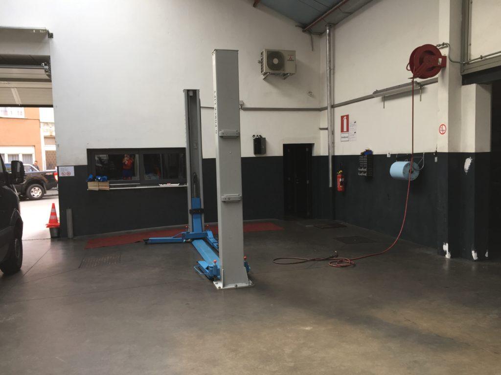 Epoxy coating, wandcoating garages