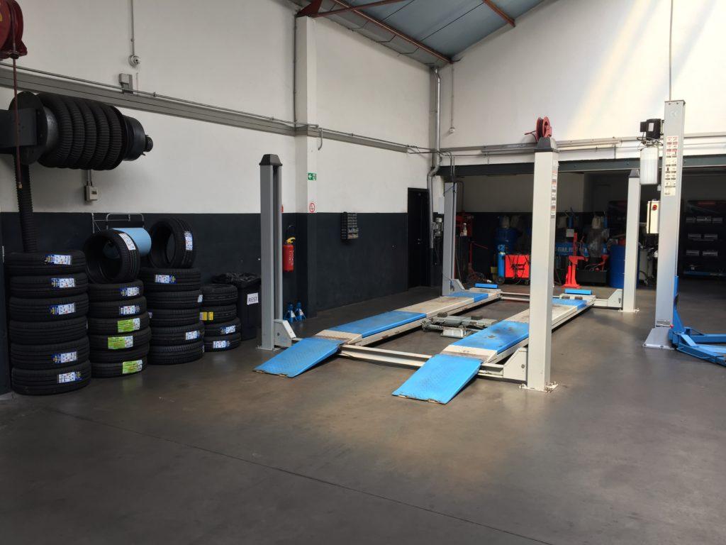 Epoxy muurverf, epoxy coating voor garages