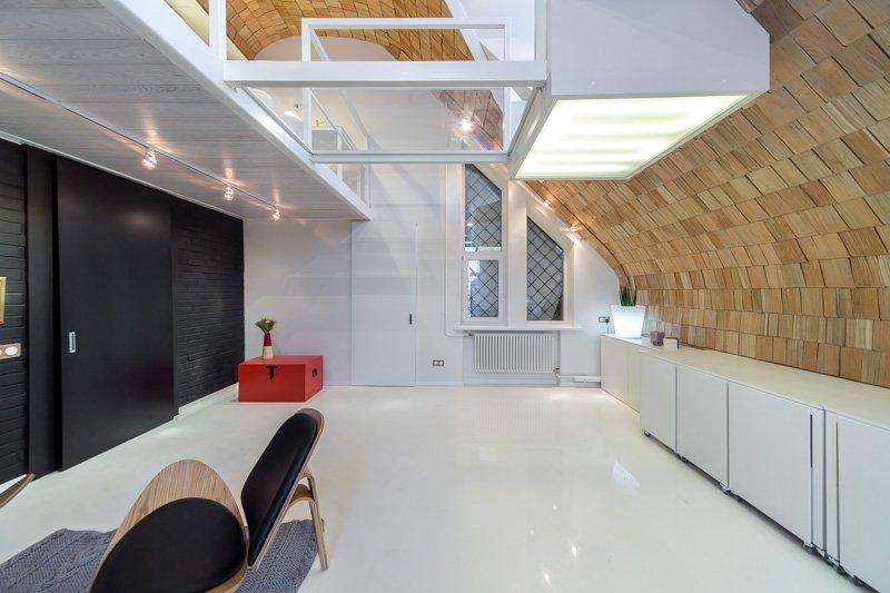 Gietvloer, interieur design